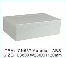 plastic enclosure CN637,plastic box,waterproof enclosure,enclosure
