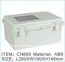 plastic enclosure CN660,plastic box,waterproof enclosure,enclosure