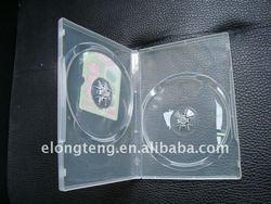 14mm PP Double DVD Case
