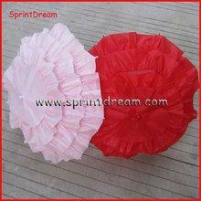 2012 Hot-sale frill umbrella