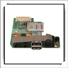 For Dell Latitude E5400 DC Power Board Jack with Audio / USB / SIM card slot