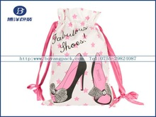 fashion shoes and matching bags satin