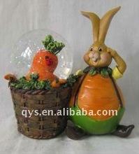 easter bunny rabbit decoration