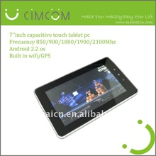7inch MID-supported Wi-Fi/GPS/GPRS-GN870