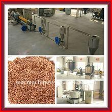 CE approved PE wood pellet production line