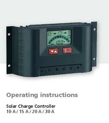 Hybrid Solar Digital Regulator 30A 12V/24V with CE & RoHS