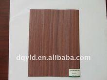 Furniture exterior decorative rosewood engineered wood veneer