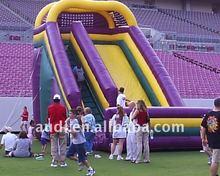Inflatable Single Lane Slide