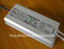 Warterproof regulated ac dc power supply