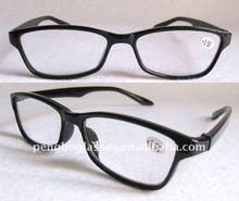 De plástico de lectura especificaciones, Gafas de lectura gafas gafas con la lente de acrílico