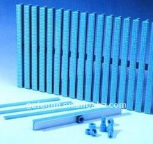 Fábrica de natación rejilla de la piscina por por ABS y de aluminio ( GRID-B18 )