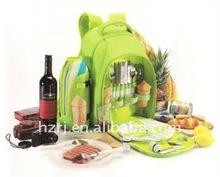 Shoulders picnic bag for four