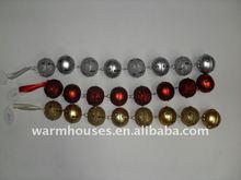 decorative styrofoam ball/christmas ornament