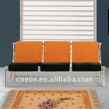 Popular steel sofa 8301-1