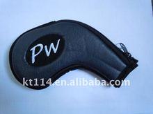 branded golf club head cover