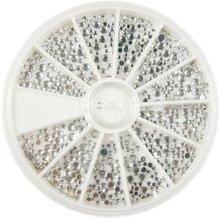 720pcs/wheel beauty nail art rhinestones for bulk order-nail art care/nails strass