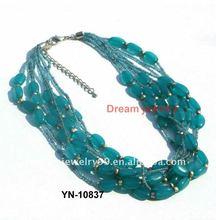 2012 beautiful vintage gemstone beadsYN-10837