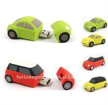 Mini Van Car Shape PVC USB flash drive