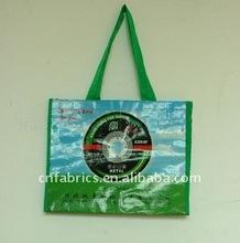 laminated non woven fabric shopping bag tote bag
