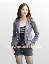 Short of women's clothing han edition cultivate one's morality small coat OL commuter small suit