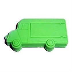 gift truck shaped usb drive 2.0 pvc