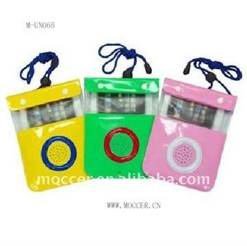 Waterproof Speaker Bag for iPhone