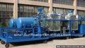 Motor del coche camión móvil de eliminación de aceite& hydralic purificador de aceite de reciclaje de la planta de refinería