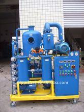 Transformer Oil Filtering, Hydraulic Fluid Purifier, EH Oil Filtration Plant