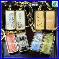 gift Chinese characteristic creative gifts usb flash drive