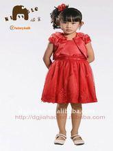 Hot sale ! short sleeve baby wear/girl dress for summer