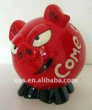 Angry pigs piggy banks