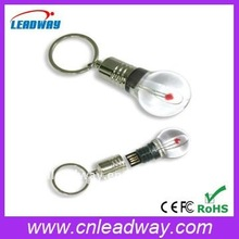 Hot selling fashion ighting bulb USB flash drive