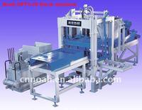 CHINA NOAH QFT4-30 manual cement concrete Block Brick making machine MOST ECONOMIC