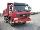 25 tons china heavy truck euro 2 standard dump truck 6x4