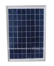 High Efficiency 20 watt polycrystalline solar panel