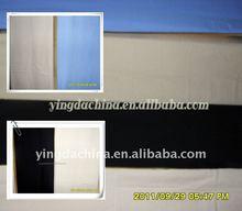 "fabric T50/C50 polyester/cotton grey fabric 40*40 100*80 105"""