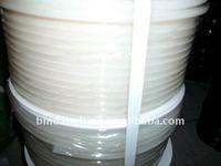 Food grade polyurethane round belts/PU hollow belts