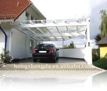 aluminum frame car shelter