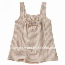 Organic cotton baby girls' skirt, babies braces skirt, infants & toddlers suspender skirt