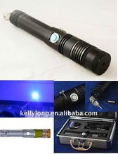 1000mW 445nm Adjustable focus blue laser pointer