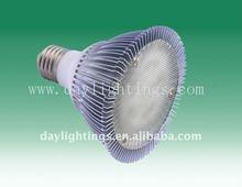 PMMA cover 15W led PAR30 bulb light