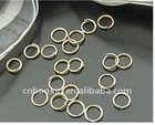 Jump ring, jewelry components