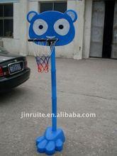 Adjustable kids basketball stand