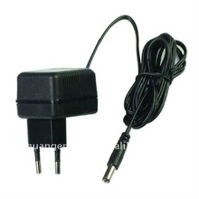 Europe AC Adapter Output 12V 1A