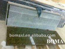 China Green Granite Fireplace Mantles