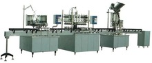 Carbonated Drinks Constant Pressure Production Line, filling line