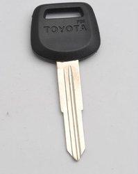 Toyota car key blank& blank car keys&keys