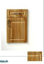 2011 Popular Moulded PVC Kitchen Cabinet Door