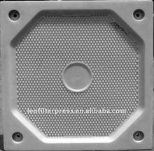 Chambre filtre - presse plaques conception pour différentes taille filtre - presse plaques