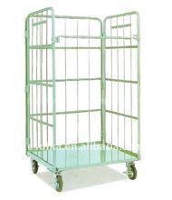 supermarket storage cage